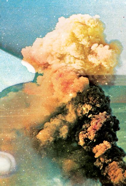 silent explosion