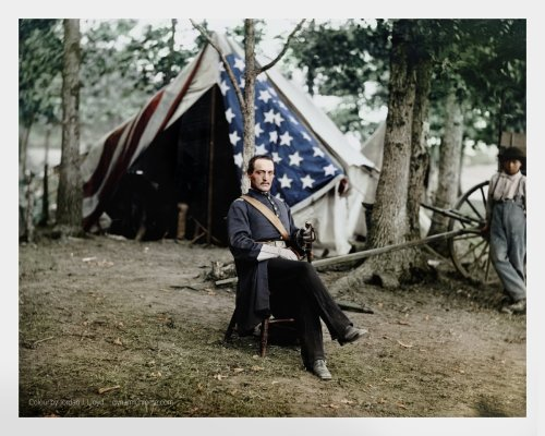 dynamichrome_civil_war_union_captain_cunningham