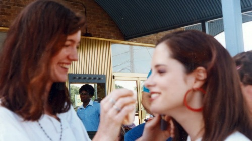 Behind the Scenes of Dazed and Confused, 1993 (7)