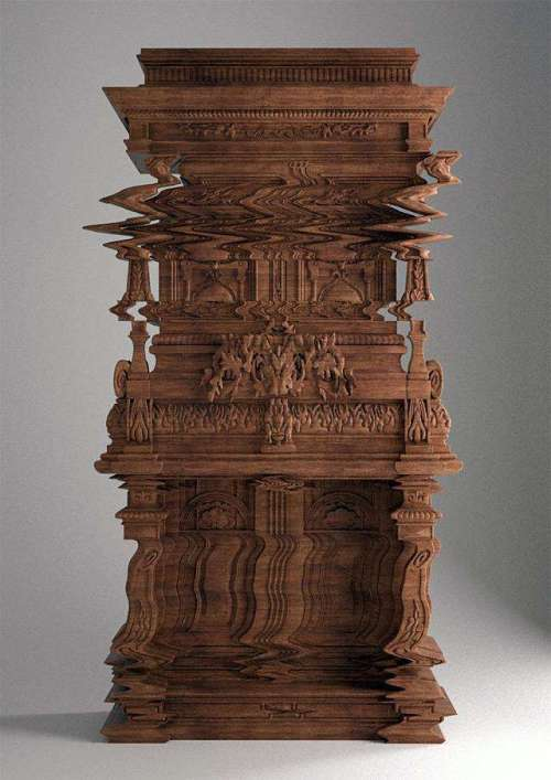 a-cabinet-carved-to-look-like-a-digital-glitch-photo-u1