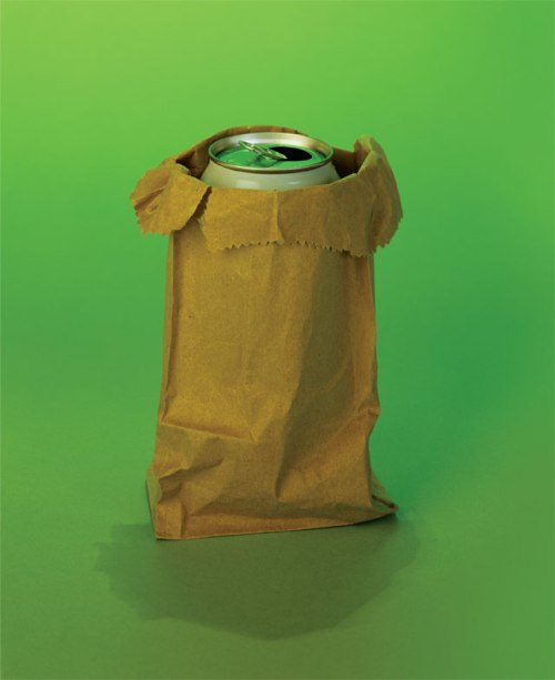 can-in-paper-bag