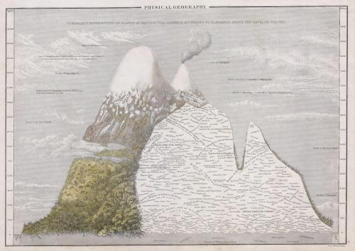 1839_Black_^^x2F,_Hall_Map_of_the_Mountains_^_Plants_of_America_-_Geographicus_-_AmericaMts2-black-1839